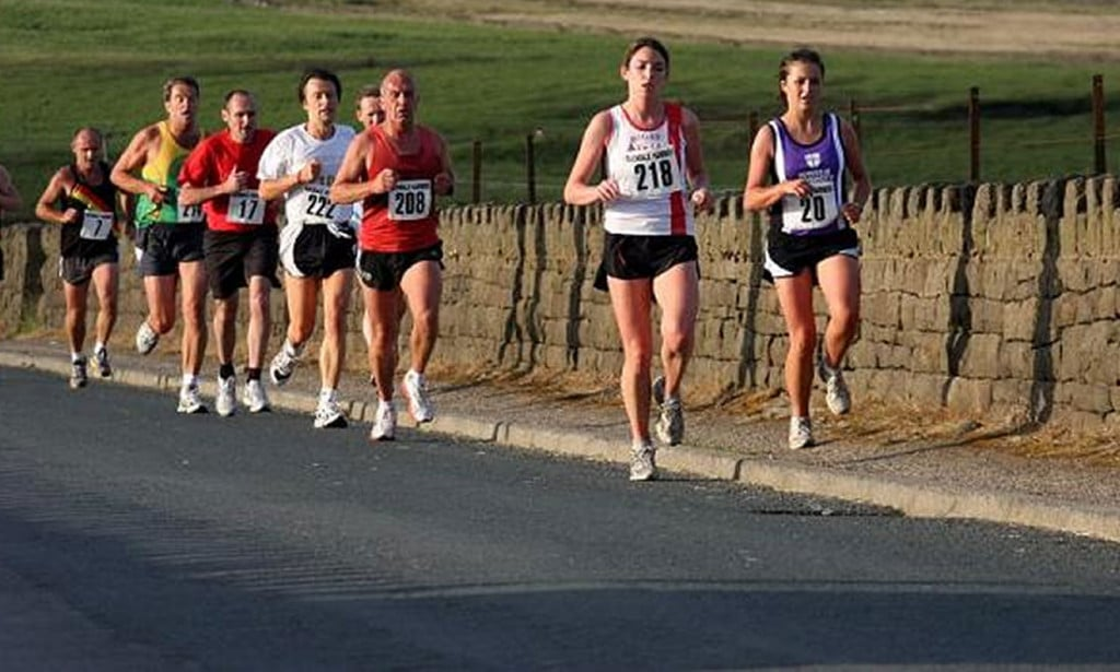 Rochdale Harriers three day event day one