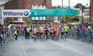 Half Marathon 2017 Start