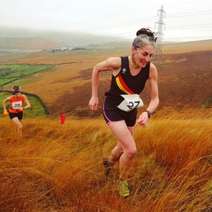 2017 Ladies Run the Moors Grand Prix Champion - Jill Butterworth