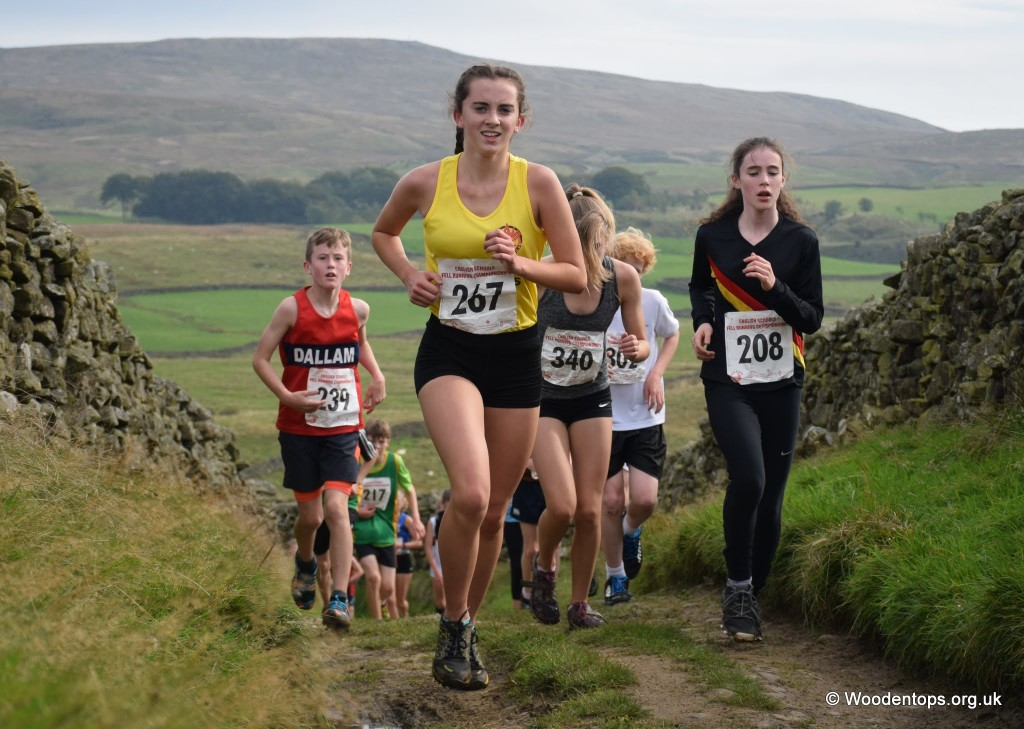 Rochdale Harriers juniors