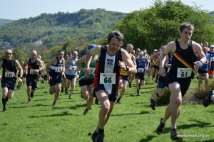 Coiners Fell Race Start (c) Woodentops