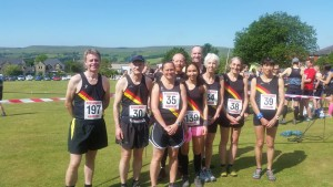 Rochdale Harriers at Edenfield Fell Race (c) Phil Roberts